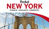 Lonely Planet Pocket Guide – storbyferie i USA – Deltag i KONKURRENCE