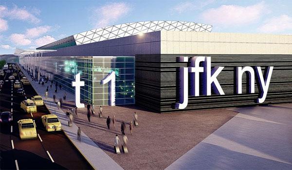 JFK Lufthavn butikker og shopping