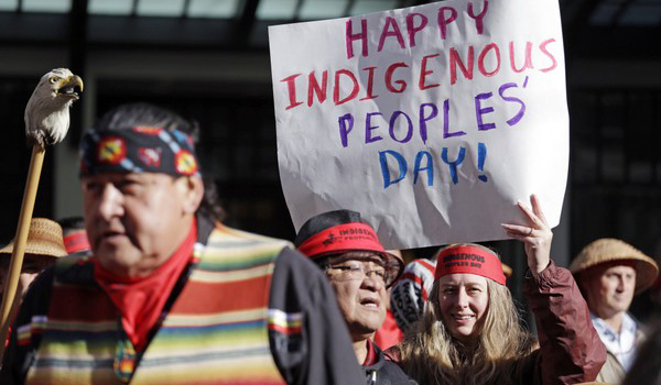 Indigenous Peoples Day USA