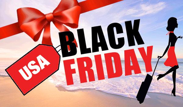 Black Friday i USA
