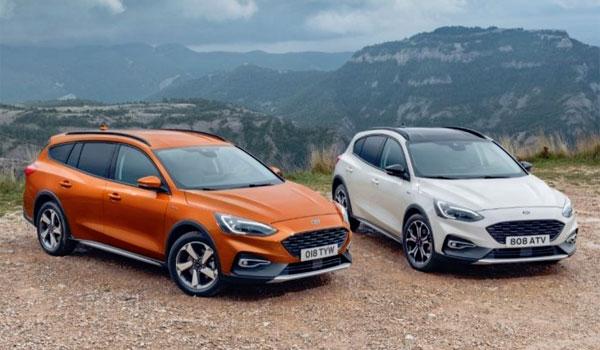 Ford Focus Acitve 2019