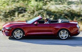Ford Mustang Convertible Hawaii