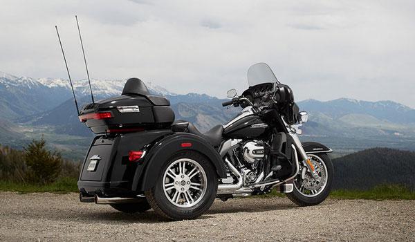 Harley Davidson mc-leje USA