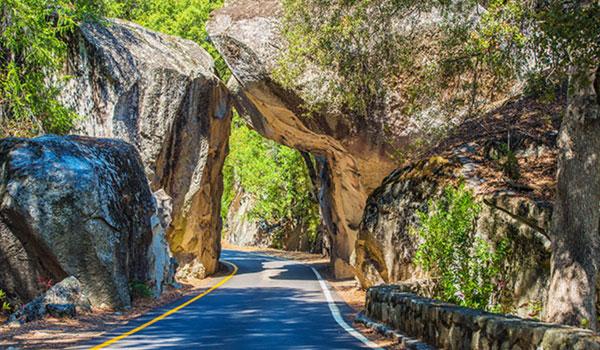 Hwy 140 Yosemite
