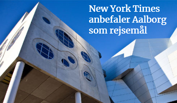 New York Times Aalborg anbefaling