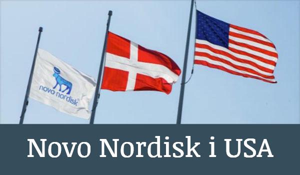 Novo Nordisk i USA