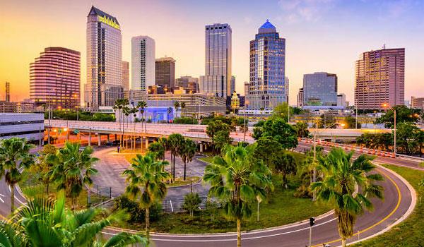 Tampa billeje Florida