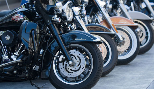 Forsikring ved motorcykelleje i USA