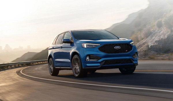 Ford Edge 2019 Facelift