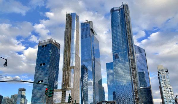 Hudson Yards - New York buildings