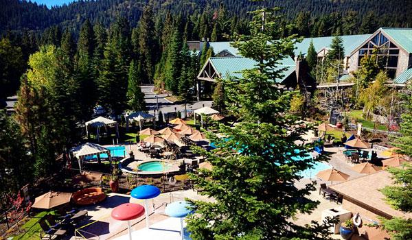 Tenaya Lodge Fish Camp