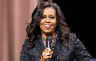Michelle Obama i København