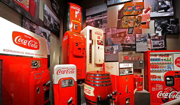 World of Coca-Cola i USA