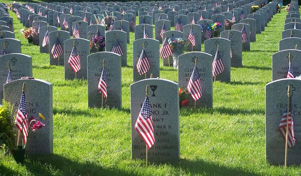 Arlington militærkirkegård