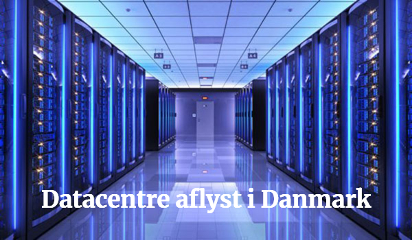 Datacentre Danmark aflyst
