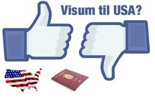 Visum USA Facebook