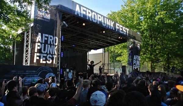 Afropunk Festival i New York