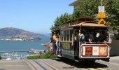 Kabelsporvogn i San Francisco