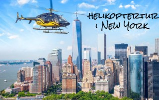 Book helikoptertur New York