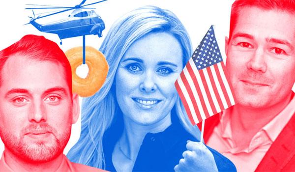 Det amerikanske præsidentvalg - Program