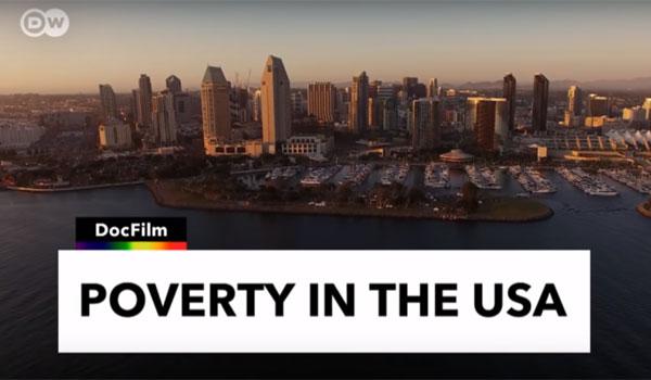 Hjemløse USA - fattigdom i Amerika