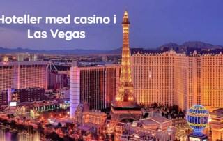 Las Vegas hoteller med casino