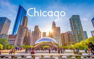 Chicago - de bedste rejsetips
