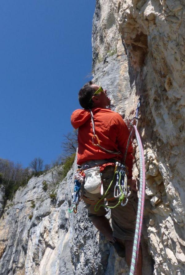Rock Climbing Presles-escalade En Vercors