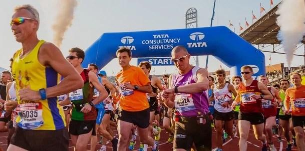 Amsterdam Marathon 2018