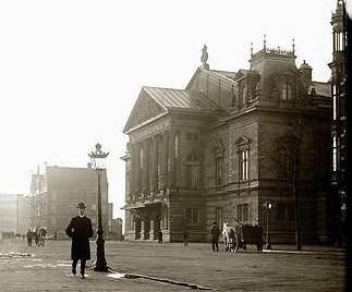 Concertgebouw in 1902