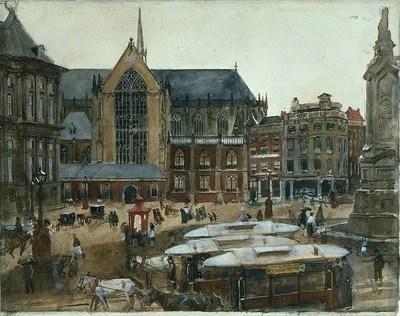 Nieuwe Kerk Amsterdam