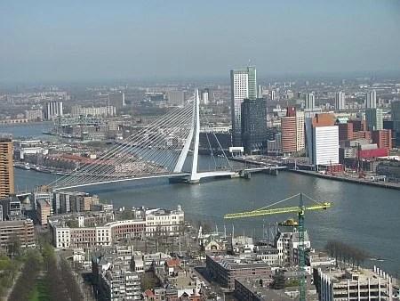 Rotterdam - Erasmus Bridge