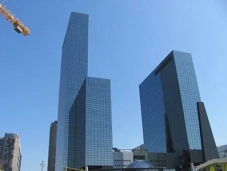 Rotterdam - Skyscrapers