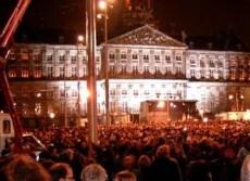 Royal Palace - Demonstration