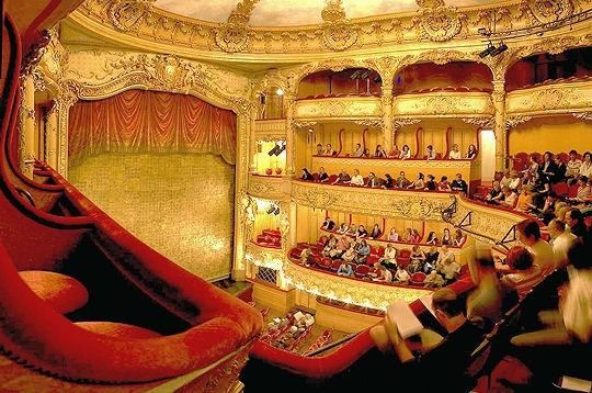 Visite Paris Est Un Thtre Visitez LAthne Louis
