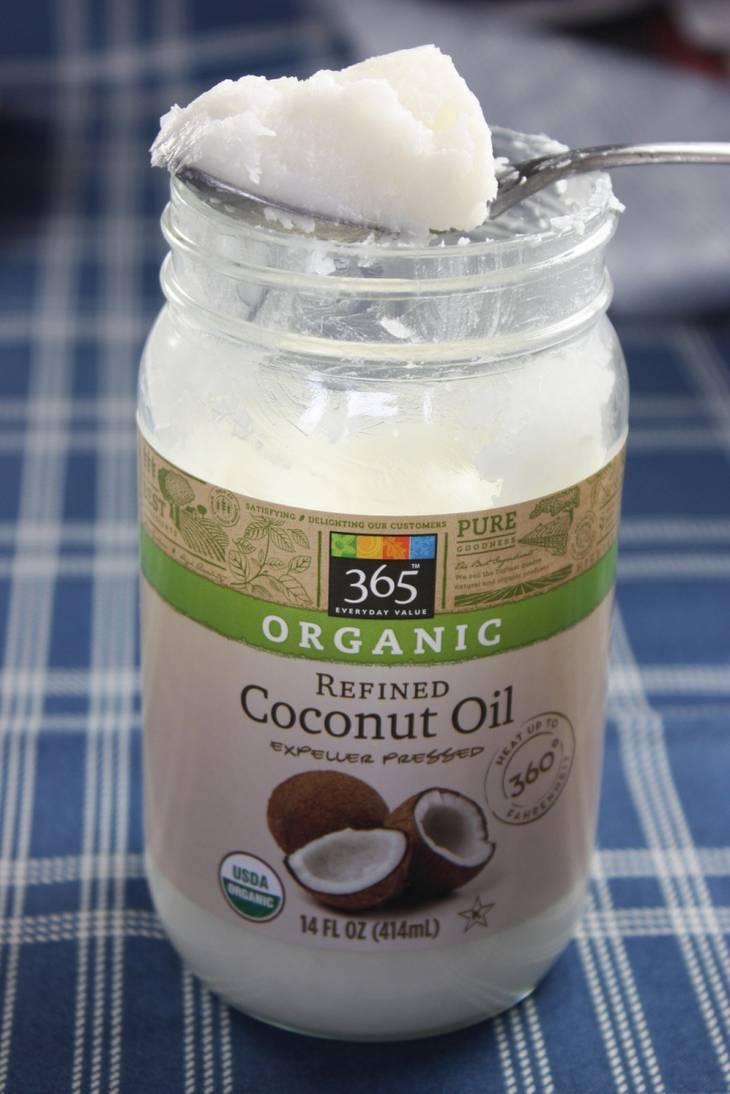 Huile De Noix De Coco Cuisine