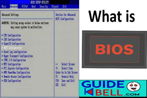What is BIOS with full information - Best Guide in 2021