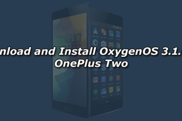 Download OxygenOS 3.1.0 for OnePlus Two