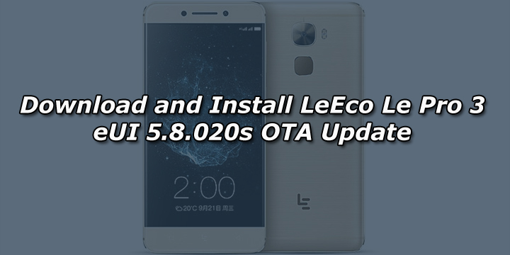 Letv Update