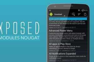 Xposed Modules for Android Nougat