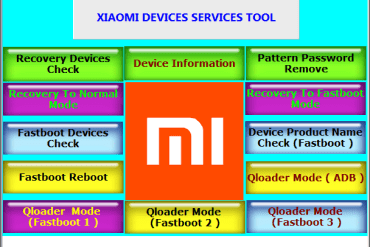 Download Xiaomi Device Service Tool For Windows Pc