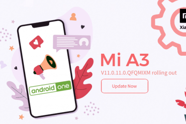 Download Xiaomi Mi A3 11.0.11.0 Android 10 Firmware (April Security Patch)