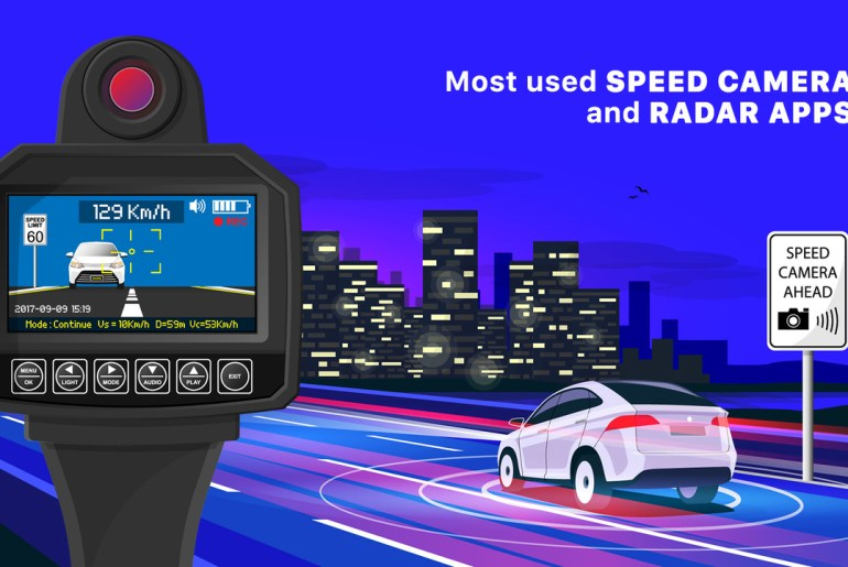 Detect Speed Cameras on Android Phones
