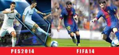 FIFA-14-vs-PES-2014-comparisons