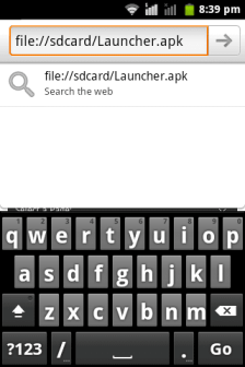 launcher 4