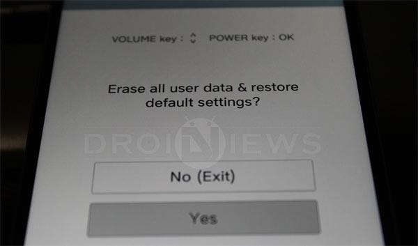 installare TWRP Recovery su LG G3 5