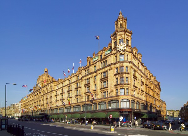 London Department Stores - Guide