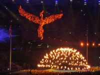 The 2012 Olympic Cauldron at the Museum of London - Guide ...