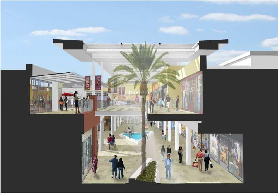 Centre Commercial Et Loisir Es Senia Oran