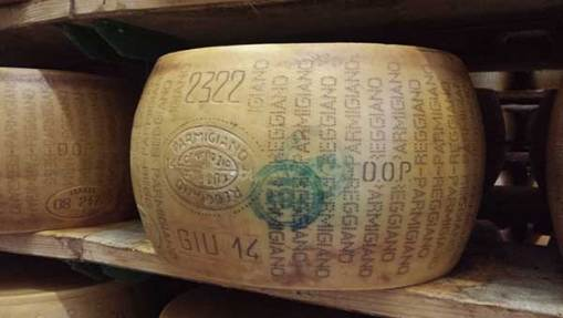 Il Parmigiano – The Parmesan